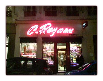 Charcuterie Reynon