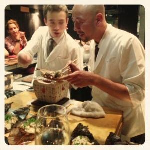 Mes adresses de restaurants japonais paris la plus for Restaurant japonais chef cuisine devant vous