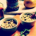 Tartinades thon-coriandre et crevettes aux algues