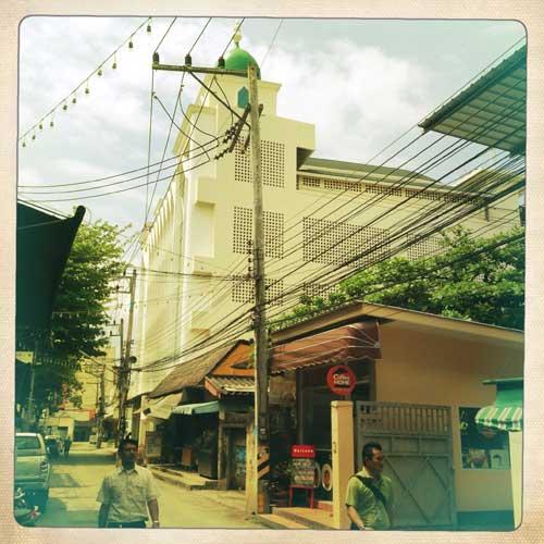 Mosquée de Chiang Mai