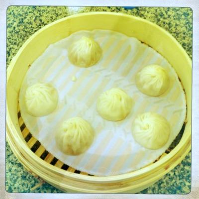 Xiao Long Bao au Din Tai Fung