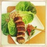 Saucisse de Chiang Mai