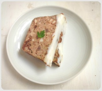 Terrine de grouse