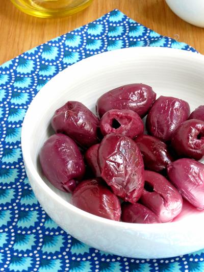 Olives du Pérou